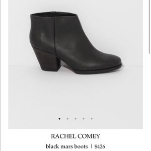Rachel Comey Mars Boot in Black
